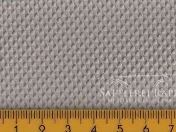 H15 Himmelkunstleder Raute klein beige ca.1,40m breit