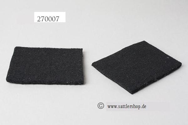 270007 Kfz Unterbaufilz, selbstklebend, Synthetik, dehnbar unverrottbar 1 m breit