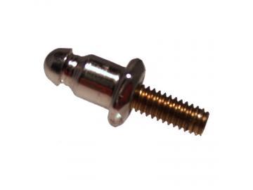 T41 Lift The Dot Schnellverschluss Unterteil vernickelt mit Gewinde