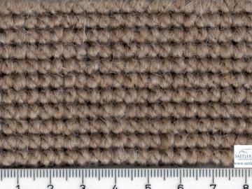TB01b Boucle Teppich beige ca. 2,04m breit