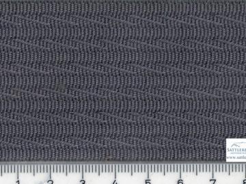 OLD101g Oldtimerstoff gerippt Muster grau
