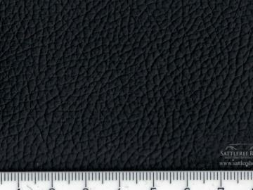 KL01s Kunstleder schwarz genarbt 1,60 m breit