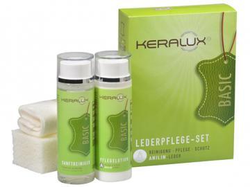 P01A KERALUX® Lederpflege-Set A für Anilin-Leder