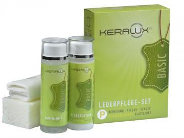 P01P KERALUX® Lederpflege-Set P für pigmentierte Glattleder