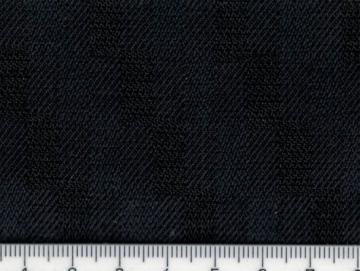 MER160s Mercedes Stoff Skala schwarz  anthrazit W126