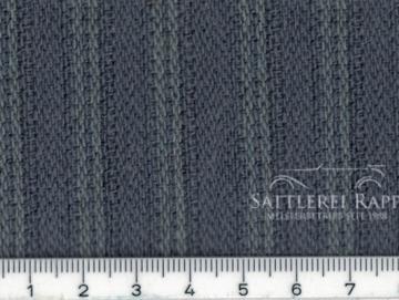 MER091gb Polsterstoff Ponton spät gestreift grau blau