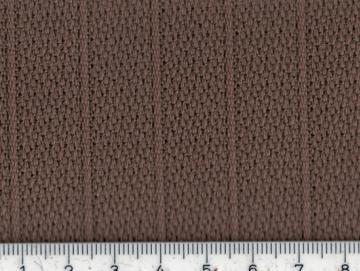 OLD106b Oldtimerstoff beige mit Streifen breit