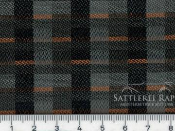 LKW004 MAN LKW Stoff schwarz grau mit Muster ca. 1,40 m breit