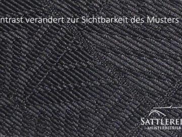 MER600s Polsterstoff Mercedes Match schwarz W124