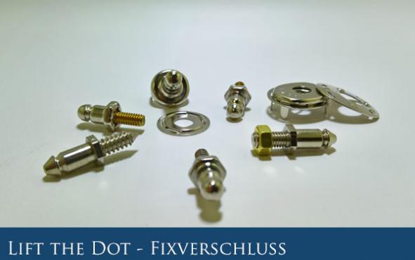 Lift the Dot Fixverschluss Verschluss Schnellverschluss